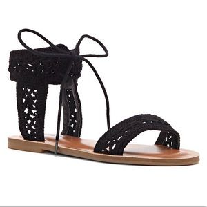 Bohemian style sandals